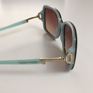 961fd8108180 Accessories - Tiffany   Co. Crystal Key Sunglasses  TF 4043